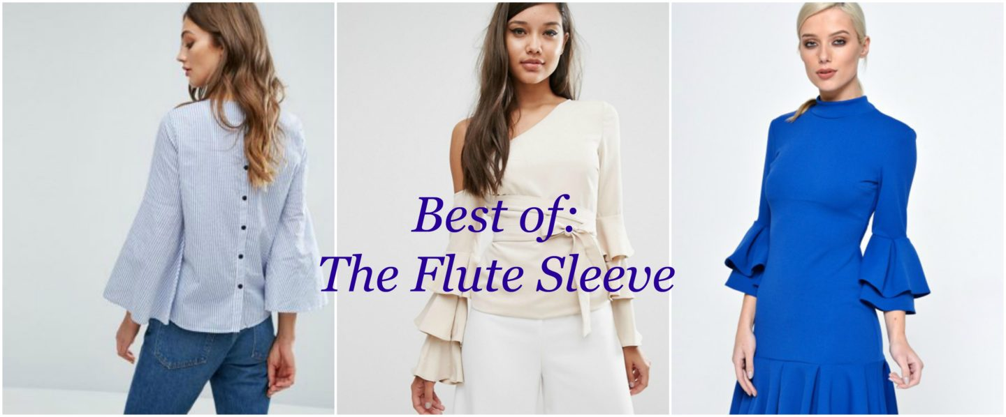 Currently Obsessed; Flute Sleeves