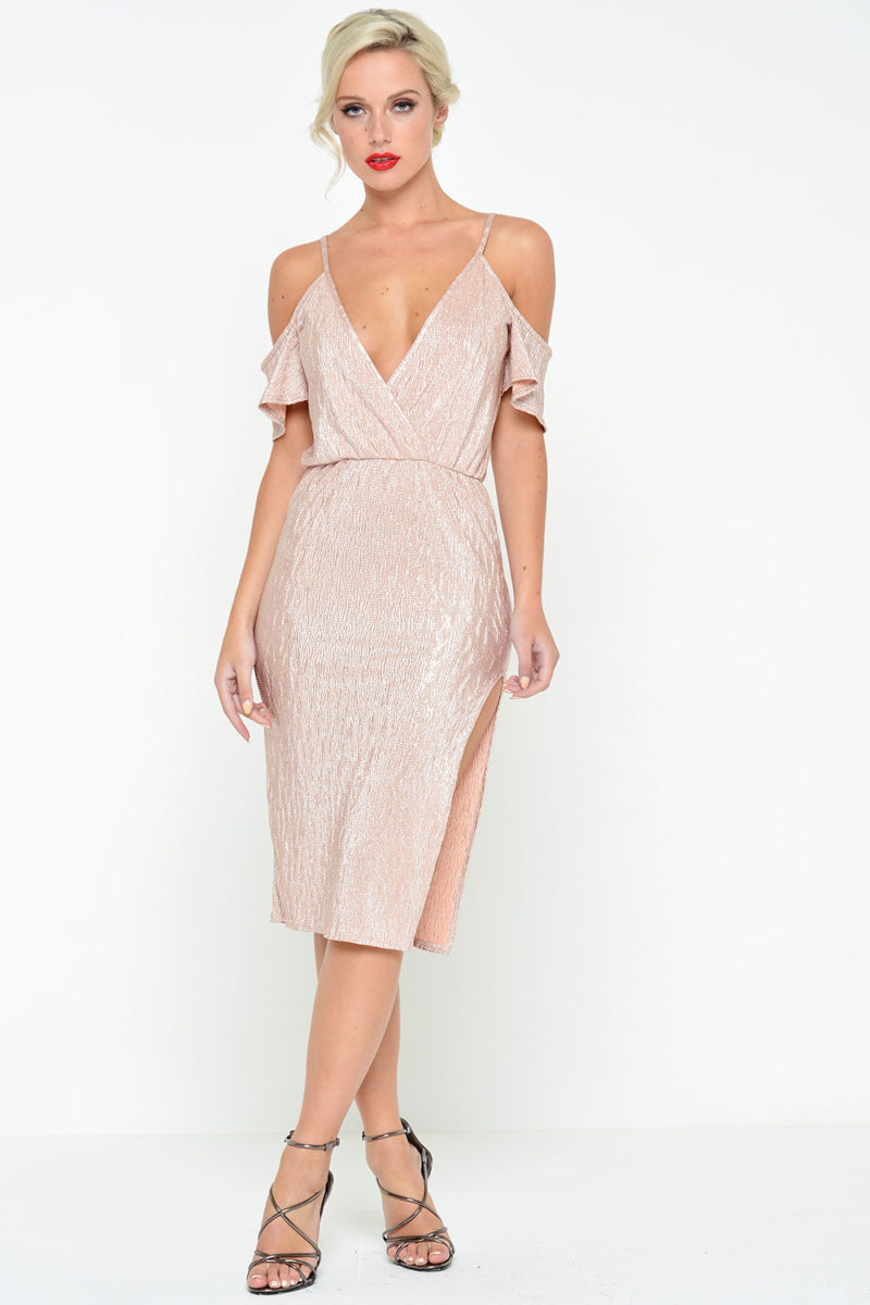 Give it the Cold Shoulder: The Top 10 Options, Asos, Emergingstyles, Cold Shoulder, Blush, Metallic, Natural, iclothing