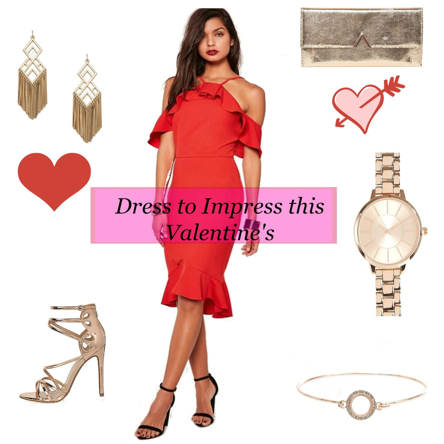 Dress to Impress : Valentine's Outfit Inspiration