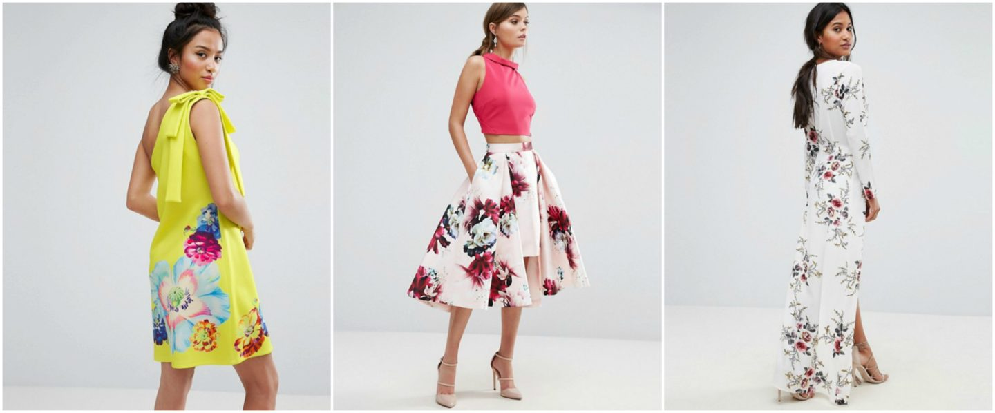 Flower Power: The Must Have Floral Trend