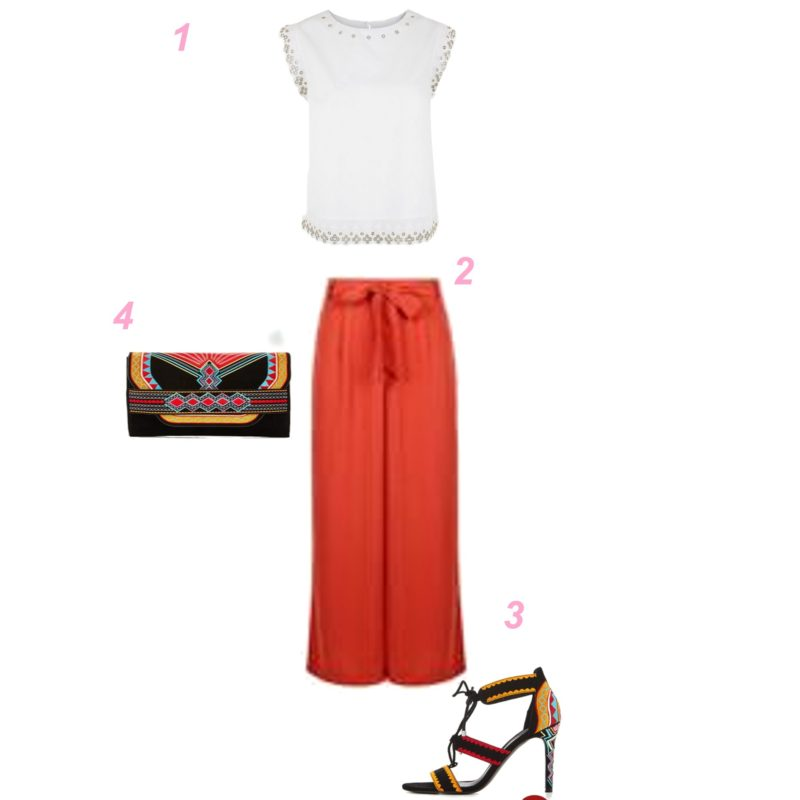How to style Culottes - the most versatile trend of 2017