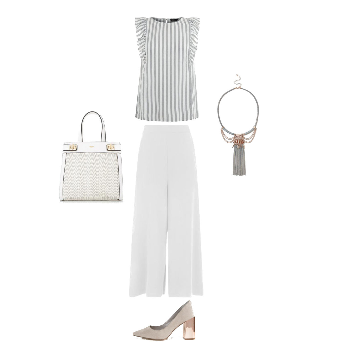 Outfit Inspiration – How to Style Culottes!